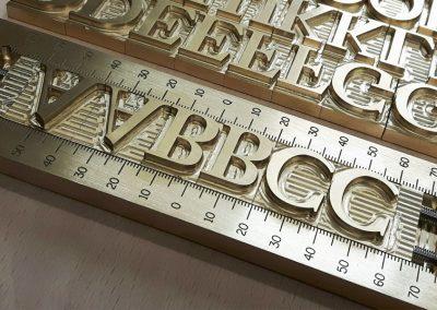 alphabet set & tool